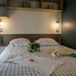 Chambre double Grand Family Espace - Camping Bela Basque****