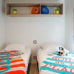 Chambre enfants Grand Family Espace - Camping Pays Basque