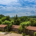 Vue du camping - Camping Pays Basque
