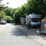 Emplacement pour camping-Car ou caravane - Camping Anglet