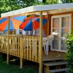 Mobil-home camping 4 étoiles Pays Basque