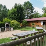 Zone Barbecue - Camping Anglet
