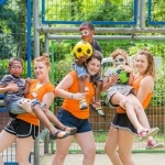 Club enfants - Camping Pays Basque